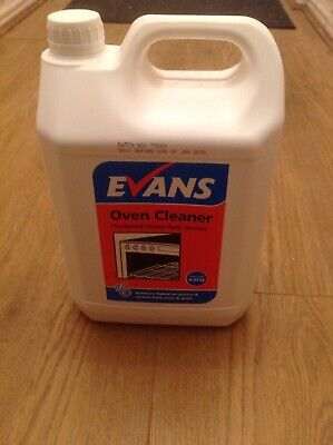 EVANS OVEN CLEANER - Thickened Powerful Oven Cleaner (5L)