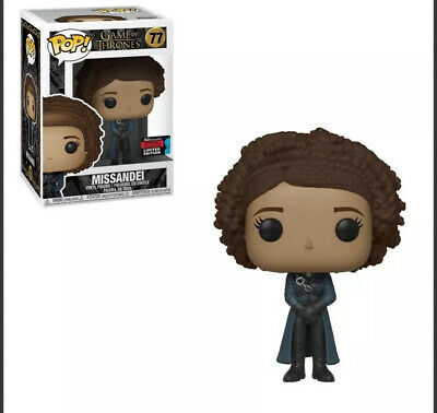 Funko POP Missandei Game of Thrones 2019 NYCC Shared Exclusive #77