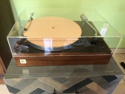 AR Acoustic Research XA Turntable with custom made dust cover