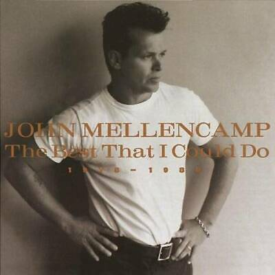 The Best That I Could Do 1978-1988 by John Mellencamp