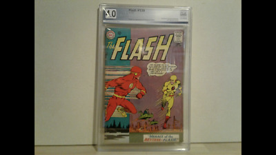 Flash #139 4.0 grade 1st appearance of Reverse Flash