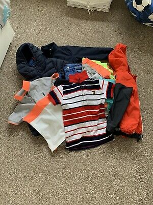 Next Boys Clothing Bundle Age 5-6 Years Excellent