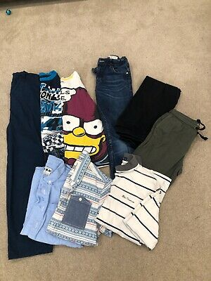 boys clothes bundle age 10-11, Jeans, Shirts, Tops Chinos
