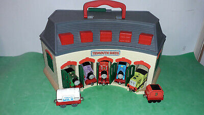 Thomas The Tank Engine 'Tidmouth Sheds' With Sounds & Diecast Trains