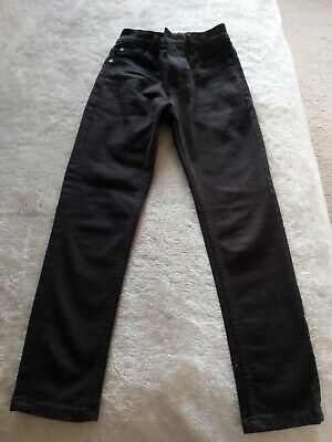 Boys Next Black Skinny Jeans. Age 8. Barely Worn. Fantastic Condition