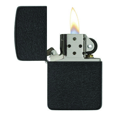 Metal lighter with gasoline type zippo abrasive 6x4x1.6 cm