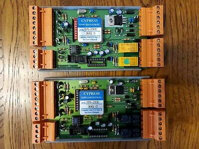 New Cypress SPX-2000 Supervised Reader Extender Pair Remote & Central Units