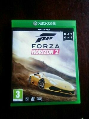 Excellent  Condition ( Forza Horizon 2 )    Xbox One  Game