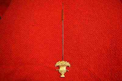 Empire,Biedermeier,Brass,Clock Pendulum !!.