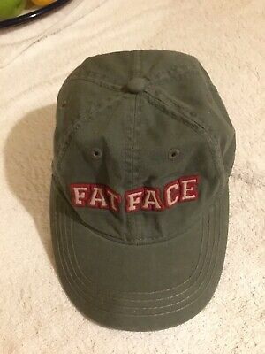 Vintage FAT FACE child's cap. Small size