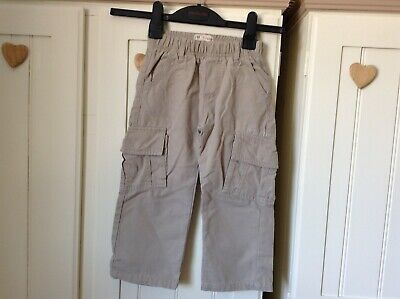 Great Boy's Timberland Combat Trousers Age 3 Years