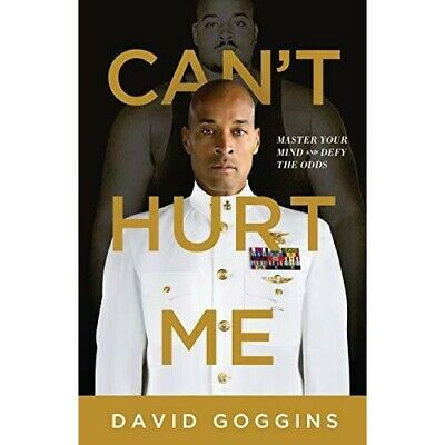 New -Cant Hurt Me: Master Your Mind And Defy The Odds David Goggins Free Postage