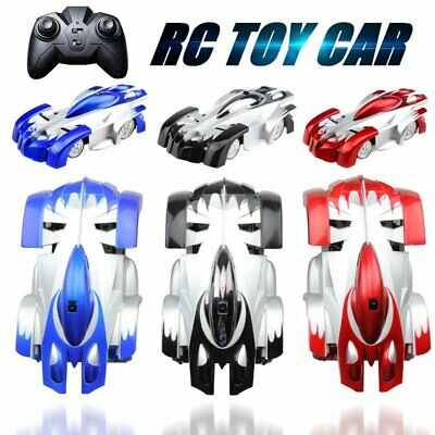Gravity Defying RC Car Wall Climbing Remote Control Cars Anti Ceiling Racing Toy