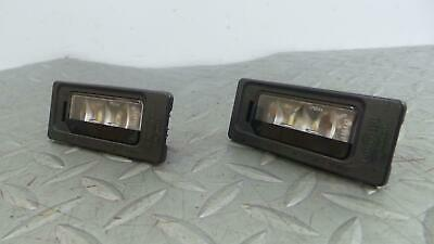 2013 VOLKSWAGEN TOURAN Diesel MPV Pair of Number Plate LED Lights 022
