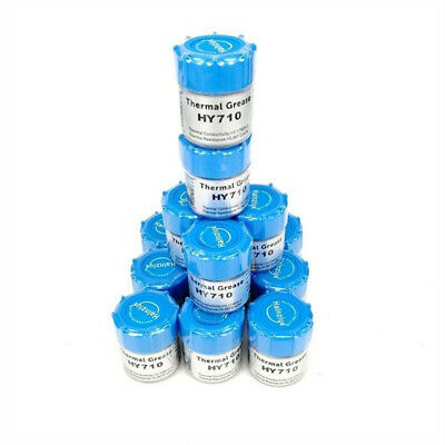 HY710 Silver Thermal Heatsink Grease Paste Compound Chipset Cooling us chic