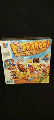 MB Games Buckaroo Board Game Hasbro complete with instructions