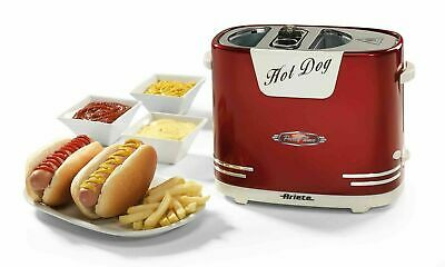 Macchina Per Hotdog Hot Dog Ariete Party Time 186 Nuova Idea Regalo