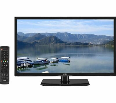 "Logik L32HE18 32"" 720p LED HD TV - Black A+ Energy Rating"