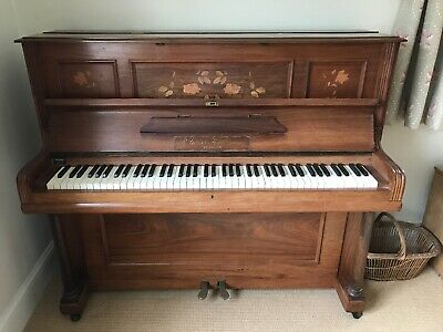 R.Gors And Kallmann Upright Piano Very Good Condition