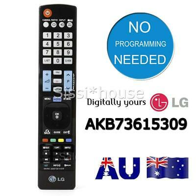 LG 3D Smart TV Remote Control for All types of LG TV AKB73615309 2000~2019 AU A