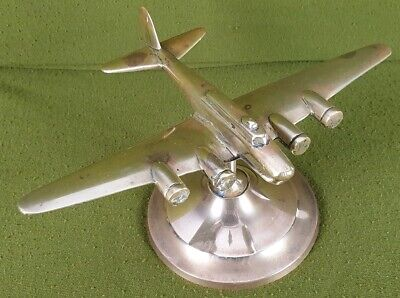 """B-17 Flying Fortress Green 4/"""" Diecast Metal Replica/>We combine shipping/< INWW17G"""