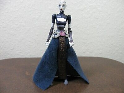 2008 Loose Star Wars Asass Ventress Clone Wars Hasbro In Good Shape