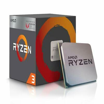 AMD Ryzen 3 2200G with RADEON RX VEGA 8 Graphics 3.5GHz Quad Core AM4 Socket ...