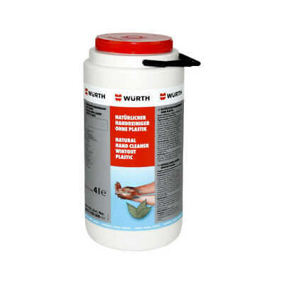 **1 X 4ltr Würth Natural Hand Cleaner***