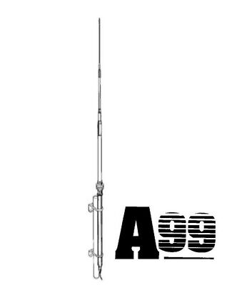 SOLARCON TOP LOADED 3/' FIBERGLASS CB ANTENNA 200W SCP36OR SET RED//OR MADE IN USA