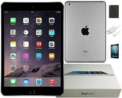Apple iPad Mini 3 - Wi-Fi Only, Gold, 16GB, 7.9inch, Free 2-Day Shipping (NEW)