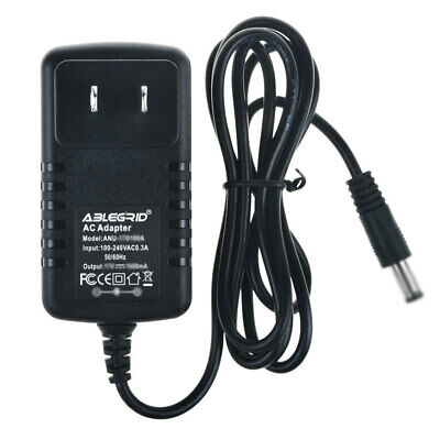 9.6V AC-DC Adapter for Electro-Harmonix EHX Oceans 11 Reverb Effect Pedal Power