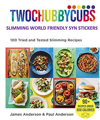 💕 TWOCHUBBYCUBS Slimming World Syn Stickers for the Cook Book *NOT INCLUDED* 💕