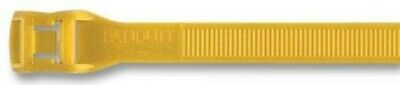 Cable Tie Wide Yellow - It9100-Cuv