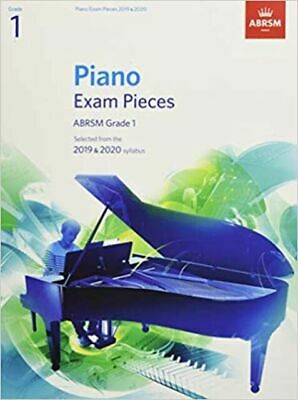 Piano Exam Pieces 2019 & 2020, ABRSM Grade 1 Sheet Music