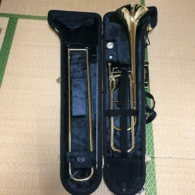 F/S 【Near Mint】Vincent Bach 42BO GL trumpet Teno Bass Trombone from Japan YSVB6