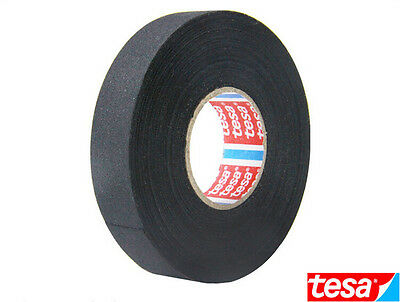 Tesa 51618 Fleece Wire Wiring Looms Cable Harness Tape 9mm x 25M