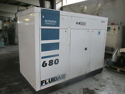 Fluidair 680 Compressor