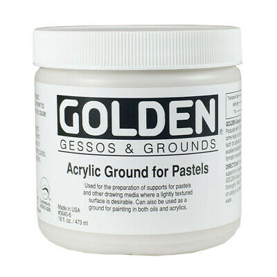 Golden Acrylic Ground for Pastels 473 ml