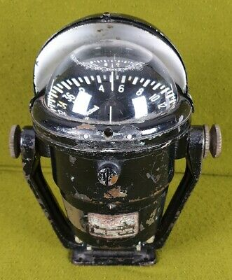A Henry Browne And Son Sestrel Gimbal Mounted Compass No. 30228
