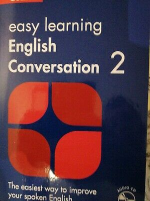 Easy Learning English Conversation: Book 2 (Collins Easy Learning English) by C…