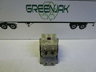 Fuji Electric Sc-8 Block Type Magnetic Contactor - Used - Free  Shipping