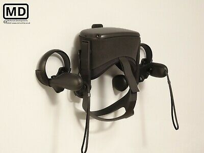 Wall Mount Bundle for Oculus Quest  by (MD)