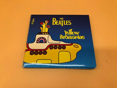 Yellow Submarine Songtrack [Digipak] by The Beatles CD Jun-2012, Apple Pre Owned