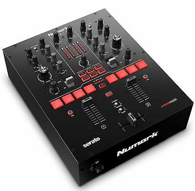 Numark - Scratch - 2 Channel Scratch Mixer for Serato DJ Pro