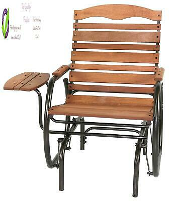 Jack Post CG-12Z Country Garden Double Glider with Trays Bronze 131007