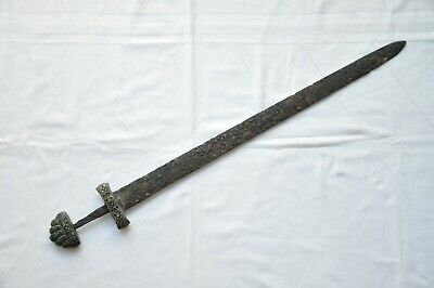 Sword of the Viking. The Vikings. Combat Sword. 83 cm