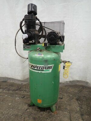 Dayton  5F231B Air Compressor  5 Hp 07190370326