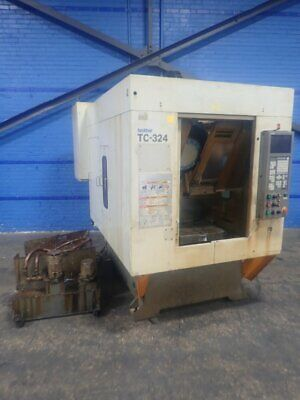 """Brother Tc-324 Cnc Tapping Center 11 3/4"""" X 19 1/2"""" 12191510002"""