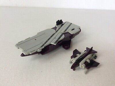 Transformers G1 Parts 1989 FLATTOP missile weapon micromaster