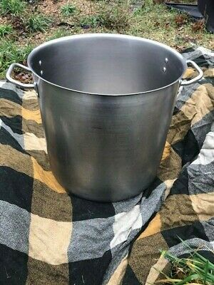 Catering stock pot 400 X 400MM 50LTR